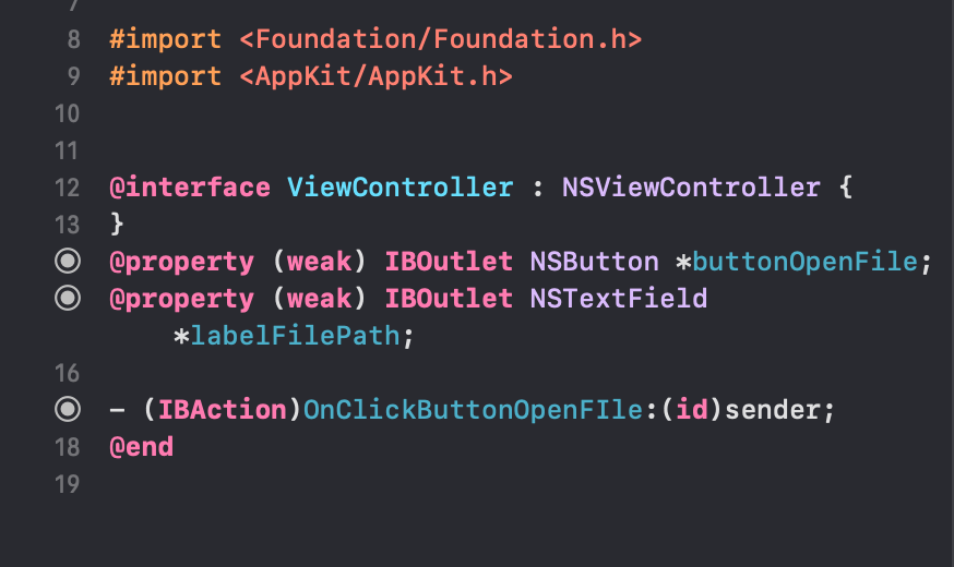 Xcode-InterfaceBuilder-AssistantView-状態確認