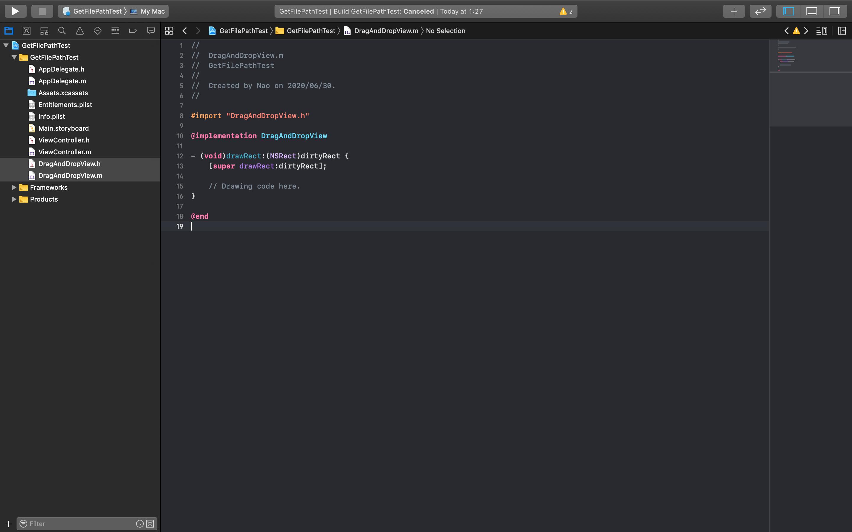 Xcode-CocoaClassを追加する4